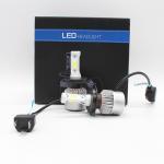 Buy cheap High Power 36W S2 Car Light H4/9003 Auto Headlight Kits Car LED Headlight from Wholesalers