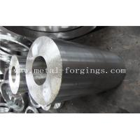 China 34CrNiMo6 4140  42CrMo4  steel Sleeve Coupling Blank DNV ABS BV Nk KR Quench And Tempering  Customized factory