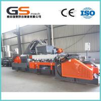 Buy cheap Delta Inverter Two Stage Extruder Plastic Pelletizing Line With 500-1000kg/H Capacity from Wholesalers