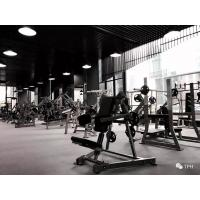 China Resilience Rubber Gym Tiles Shoock Proofing Noise Absorbtin 200x100x(20-60)Mm factory