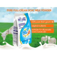 Buy cheap Adults Sterilized Natural Goat Milk Powder 400gm/Bag from wholesalers