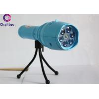 Buy cheap White Decorative Projector Lights Handheld Flashlight For Bedroom Optional Color from Wholesalers
