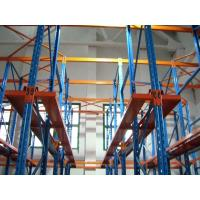 Buy cheap Large Scale Drive In Pallet Racking Space Saving For Warehouse Storage from Wholesalers