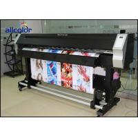 China 1.8m 1440dpi Sino Color Epson Eco Solvent Printer For Outdoor And Indoor Printing factory