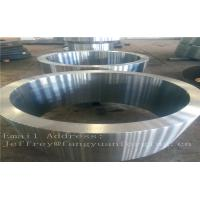 China EN26 Alloy Steel Forgings Ring Q+T Heat Treatment Machined And UT Test factory