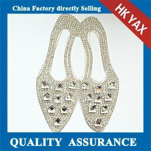 China JZ0521hot sale hot fix patch strass,china manufacturer patch strass for bag,wholesale strass patch on sale