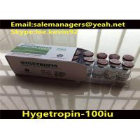Buy cheap Injectable Hygetropin Hgh Weight Loss Hormones Cas 96827-07-5 For Fat Mobilization from Wholesalers