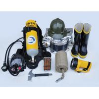 Quality Fireman's outfit / fire fighting suit for fire fighting equipment for sale