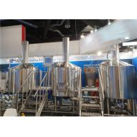 China 1000L 10HL 10BBL SUS 304/316 Cider Equipment Microbrewery Equipment System factory
