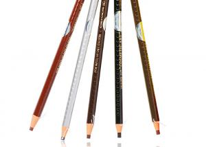 China Peeling Pull Waterproof Permanent Makeup Eyebrow Pencil factory