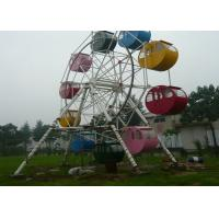 China Outdoor Big Wheel Fairground Ride , 360 Degrees Ferris Wheel Attraction factory