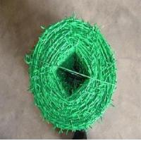China PVC/Plastic Coated Barbed Wire (JH32) factory