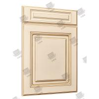 China Multi Color Solid Core Molded Doors , Melamine Engineered Wood Doors on sale
