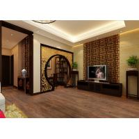 Buy cheap Easy Installation Click PVC Vinyl Plank Flooring Size 152.4mmx914.4mm from Wholesalers