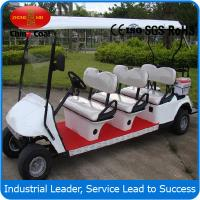 Buy cheap 2015 New! 8+2 seater electric golf cart from Wholesalers