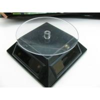 China Colorful led lights-Solar energy display stand for promotion gifts factory