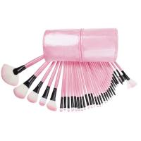 32 Pcs Professional Makeup Brush Set For Traveling Cosmetic Artist