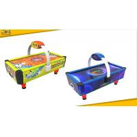 Buy cheap Kids Amusement Air Hockey Machine Token Game Machine With Lifelike Sound Effect from wholesalers