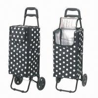 China Fashion Shopping Carts with Thermal Insulation Function factory