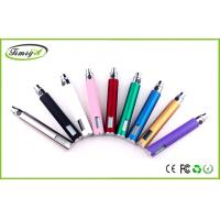Buy cheap Silver / Stainless / Blue Ego E Cigarette Rechargeable 14mm OEM ODM from Wholesalers