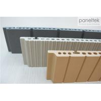 Buy cheap Textured Terracotta Panel System 300 - 1500mm Length With Earthquake Resistance from Wholesalers