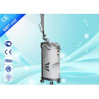 Buy cheap 10600nm Vaginal Cleaning Fractional Co2 Laser Machine / Fractional Co2 Laser Risk For Acne Scars from Wholesalers