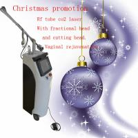 Buy cheap Rf Tube Vaginal Tightening Fractional Co2 Laser Machine 0.1 - 2.6mm Spot Distance from Wholesalers