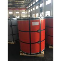ASTM Standard Wrinkle / Matte Prepainted Steel Coils for Construction and Roofing Tiles