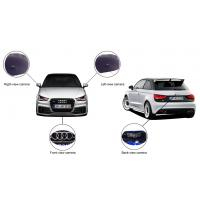 Buy cheap High Definition Car ReverseParkingSystem Security recording function For Audi, IP67, 360 Bird View System from Wholesalers