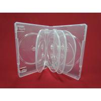 China 35mm Multi dvd case with 4 trays super clear factory