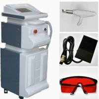 Buy cheap 8.4 Inch Q Switched Long Pulsed ND Yag Laser Machine for Lip , Limbs Hair Removing from Wholesalers