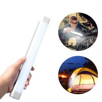 China Portable Led Tube Magnetic Camping Light Rechargeable Battery Powered For Outdoor factory