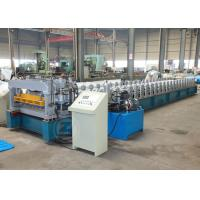 Buy cheap 1200mm Aluminium Coils Roof Tile Roll Forming Machine With lifetime service from Wholesalers