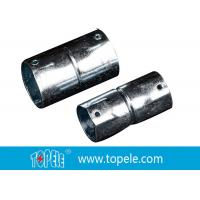 Buy cheap BS Electrical Conduit Steel Coupler Galvanised Conduit Surface Preparation from Wholesalers