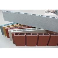 Buy cheap Exterior Wall Coating Architectural Cladding Systems With 18mm / 20mm Thickness from Wholesalers
