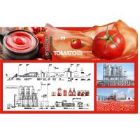 Buy cheap SS304 Small Scale Ketchup Tomato Paste Production Line Customized Size Easy Operation from Wholesalers