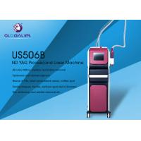 Buy cheap Pigment Melasma Removal Portable Laser Tattoo Removal Machine 1064 755 532nm from wholesalers