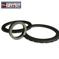 Quality Dry Gas Carbon Graphite Seal Rings In Pumping Machine , Sealing Performance for sale