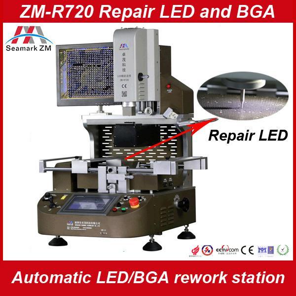 Quality Seamark ZM welding BGA machine vs shuttle star bga rework station for solder bga for sale