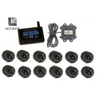 China TPMS Automatic Tire Pressure Monitoring System with 6 External for 24V Trunk factory