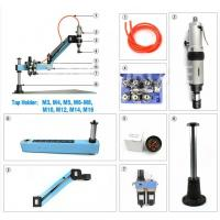 China Acrylic M3-M12 Pneumatic Air Tapping Machine Quick Change High Precision factory