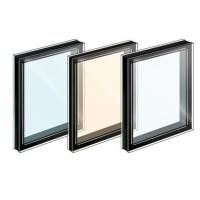 China Green Or Bronze Flat Thermal Insulated Glass Square 15mm 19mm 20mm on sale