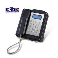 Buy cheap Hands Free Explosion Proof Vibration Telephone For Oil Mine Platform from Wholesalers