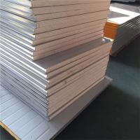 China 0.326mm color steel sheet phenolic sandwich panel 5950 x 1150 x 50mm factory