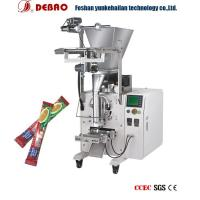 Buy cheap PLC Control Automatic Spice Packaging Machine , Precise Sugar Sachet Packing Machine from Wholesalers