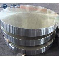 China Protroleum Chemical  Alloy Steel Forged Round Metal Discs OD 1200mm factory