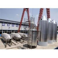 China Commercial 15000L Large Scale Brewery Equipment PLC Control System factory