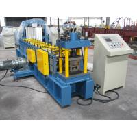 Buy cheap High Speed Cold Roll Forming Machine For Metal Furring / Roll Forming Machinery from Wholesalers