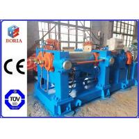 Buy cheap SGS Certificated Rubber Mixing Mill Machine 1000mm Roller Working Length from Wholesalers
