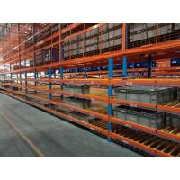 Buy cheap Spray Painting Warehouse Racking System Heavy Duty Q235 Steel Conventional Standard from Wholesalers